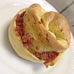 Pão de batata batata baroa com linguiça Blumenau