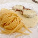 Filet ao molho gorgonzola